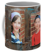 Custom Photo Portrait Group Coffee Mug