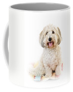 Cute Dog Portrait Coffee Mug