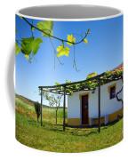 Cute House Coffee Mug by Carlos Caetano