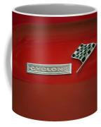 Cyclone Emblem Coffee Mug