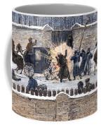 Czars Assassination, 1881 Coffee Mug