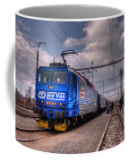 Czech Express Coffee Mug