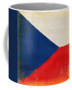 Czech Republic Flag Coffee Mug
