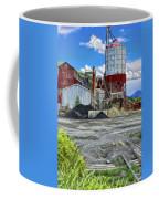 D And Rg Rail Yard In Salida Co Coffee Mug