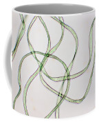 Dacron Fibers Coffee Mug