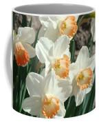 Daffodil Flowers Art Prints Spring Floral Coffee Mug