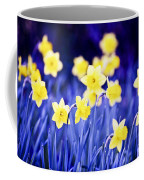 Daffodils Flowers Coffee Mug