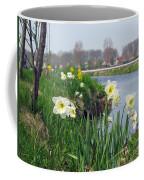 Daffodils In Holland 01 Coffee Mug