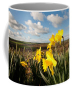 Daffs On Dartmoor Coffee Mug