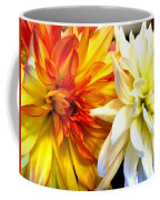 Dahlia Days Coffee Mug