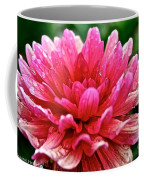 Dahlia Dew Drops Coffee Mug