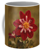 Dahlia Coffee Mug by Sandy Keeton