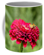 Dahlia's Moth Coffee Mug