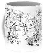 Daily Life In South And Center Cameroon 03 Coffee Mug