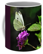 Dainty Butterfly 2 Coffee Mug