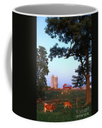 Dairy Farm Coffee Mug by Photo Researchers