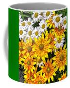 Daisy Garden Coffee Mug