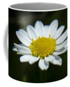 Daisy On Green Coffee Mug