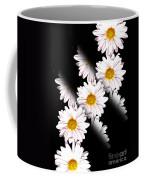 Daisy Split Coffee Mug
