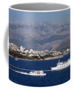 Dalmatian Coast Coffee Mug