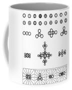 Daltons Symbols Coffee Mug