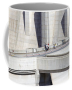 Dam Tourists Coffee Mug