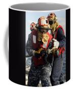 Damage Controlman Practices Coffee Mug