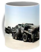 Damaged Mk48 Front Power Units Coffee Mug