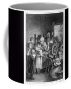 Dames School, 1812 Coffee Mug by Granger