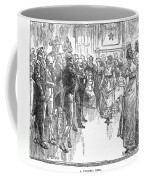 Dance: Virginia Reel C1800 Coffee Mug by Granger