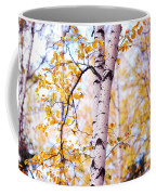 Dancing Birches Coffee Mug