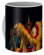 Dancing Feathers Coffee Mug