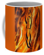 Dancing Fire V Coffee Mug