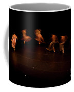 Dancing Ghosts Coffee Mug