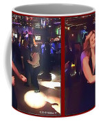 Dancing New Years Eve - Gently Cross Your Eyes And Focus On The Middle Image Coffee Mug
