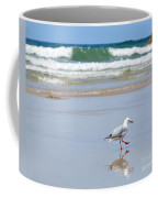 Dancing On The Beach Coffee Mug