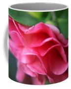 Dancing Petals Of The Camellia Coffee Mug