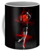 Dancing With My Hair On Fire Coffee Mug