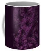 Dandelion Abstract Coffee Mug