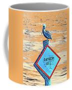 Danger Oil Coffee Mug
