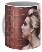 Dangling Earring Coffee Mug