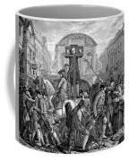 Daniel Defoe (1660-1731) Coffee Mug