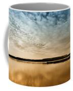 Danube River-sunset Coffee Mug