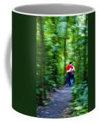 Dappled Days Of Summer Coffee Mug