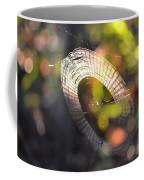 Dappled Web Of Deceit Coffee Mug