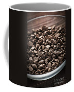 Dark Chocolate Chips Coffee Mug