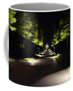 Dark Pathway Coffee Mug