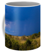 Dark Storm Over The Everglades Coffee Mug