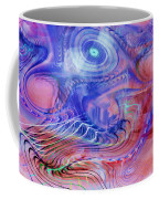 Darkness In The Mind Coffee Mug