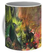 Date In The Wood Coffee Mug